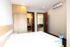 New apartment with 02 bedrooms in L Tower, Ciputra Area.