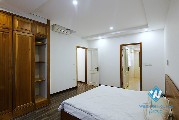 Beautiful with good quality apartment for rent in Tay Ho District