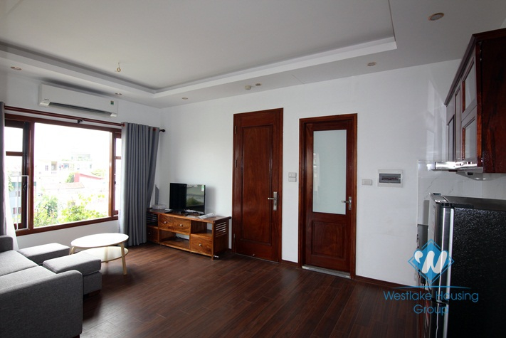 A brand new 1 bedroom apartment for rent in Au co, Tay ho