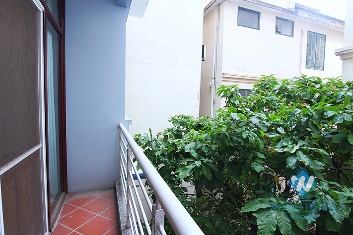 Spacious villa with swimming pool for rent in To ngoc van, Tay ho