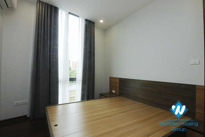 Two bedrooms apartment for rent opposite French school, Long Bien district, Ha Noi