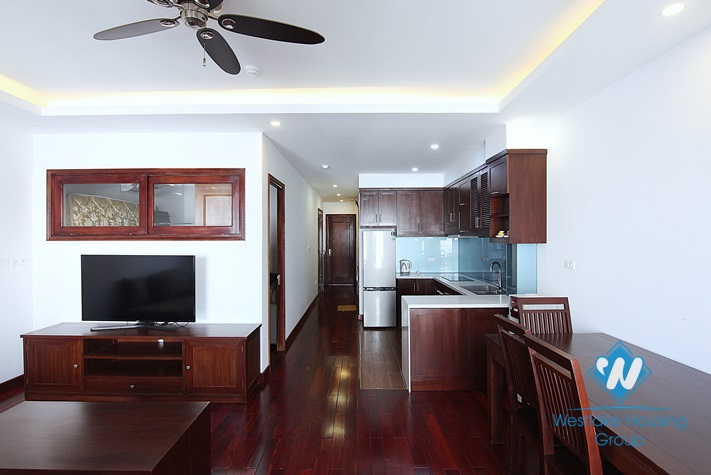 Apartment on the 5th floor for rent in Tay Ho st, Tay Ho District