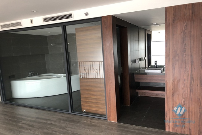 Luxury apartment for rent in Pentsudio, Tay Ho district, Hanoi