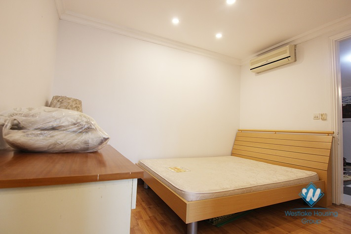 A resonably priced three-bedroom apartment located in Ciputra, Tay Ho district, Hanoi