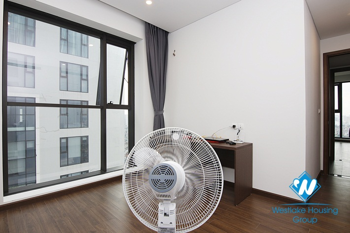 A nice 3 bedroom apartment for rent in Sun Grand City Luong Yen