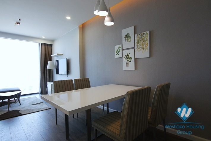 Brand new 2 bedrooms apartment for rent in Artermis building, Le Trong Tan, Thanh Xuan