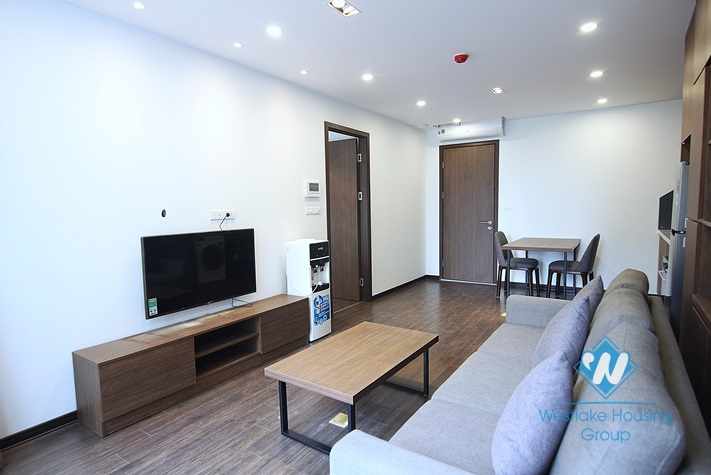 Brand new and morden 1 bedroom apartment for rent in To Ngoc Van , Tay Ho