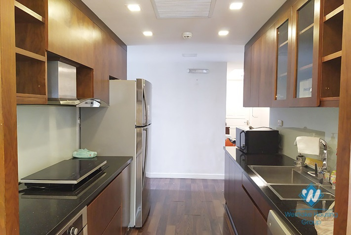 A 3 bedroom apartment with lot of natural light in Ciputra, Ha noi