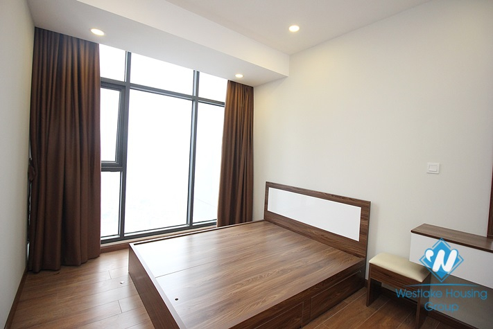 A well-organized two-bedroom apartment on Cau giay street, Cau Giay district, Hanoi