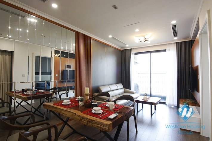 Brand new 2 bedroom apartment for rent in Sunshine Riverside, Tay Ho