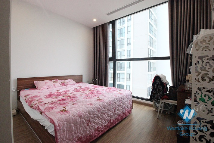 High floor three bedrooms apartment for rent in Skylake Pham Hung, Cau Giay
