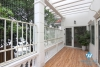 Gorgeous house with large green garden and swimming pool for rent in Tay Ho, Hanoi