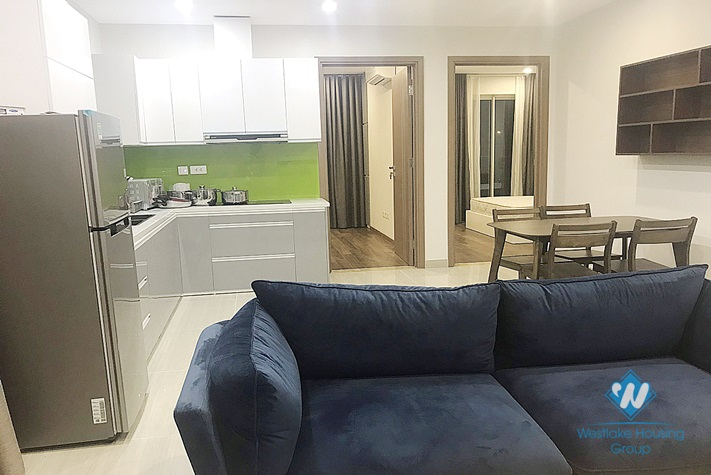 A modern 2 bedroom apartment for rent in Ciputra Compound