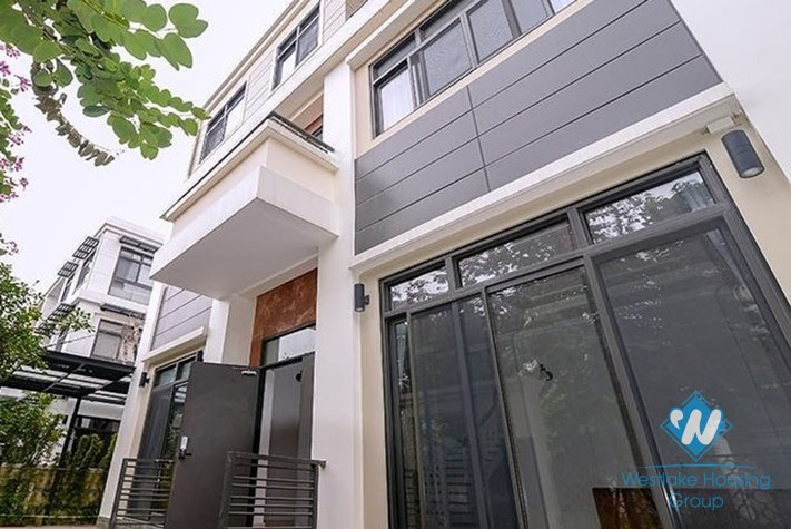 A brand-new villa situated in Starlake, Tay Ho
