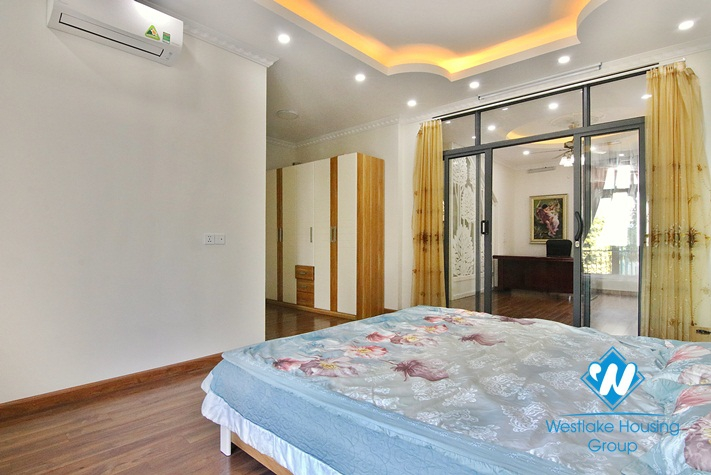Brand new and very good quality house for rent in Vinhomes Harmony,Long Bien, Hanoi