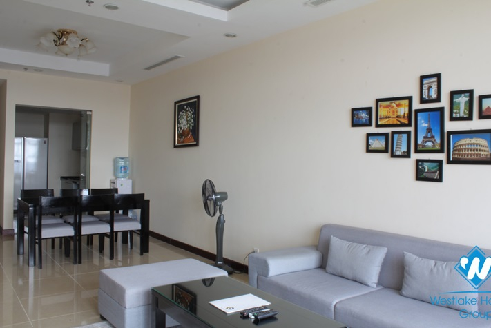 A well-decorated two-bedroom apartment in Royal City, Nguyen Trai, Thanh Xuan