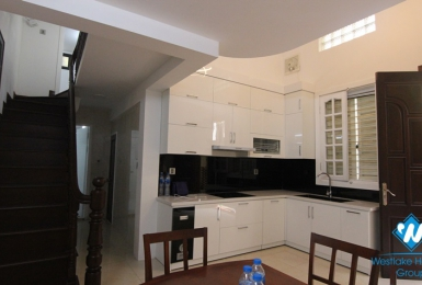 A large three-bedroom house on Phan Dinh Phung street, Ba Dinh