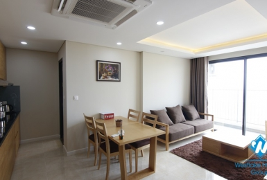 A superb two-bedroom apt in D'Capital, Tran Duy Hung, Cau Giay, Hanoi