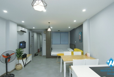 Brand-new two-bedroom apt on Tran Quang Dieu street, Dong Da district, Hanoi