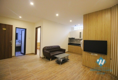 A nice and reasonable priced apartment for rent in Dong Da District