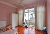 Beautiful house with wooden floor for rent in Au Co area, Tay Ho District