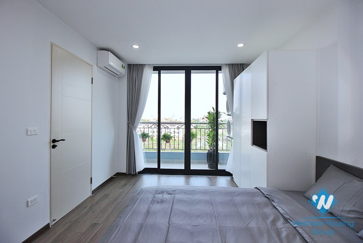 Brand new two bedroom apartment for rent in No 57 Trinh Cong Son, Tay Ho, Ha Noi, Viet Nam