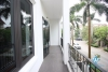 A wonderful, modern  house in semi-furnished condition for rent in T Block, Ciputra