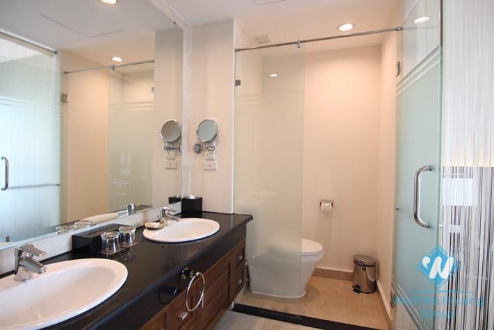 A splendid 3 bedroom apartment for rent in Fraser Suites ...