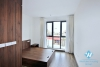A brand new lake view 3 bedroom apartment for rent in Tay ho, Hanoi