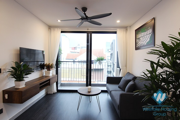 A newly one bedroom apartment for lease in To Ngoc Van, Tay Ho