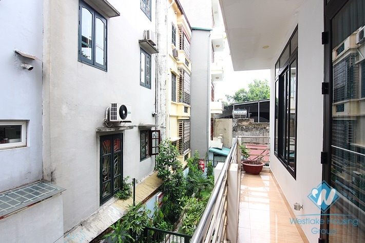 Spacious brand new house with 4 bedrooms for rent on Dang Thai Mai, Tay Ho, Hanoi