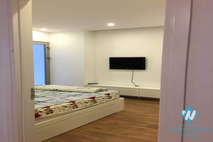 Duplex 3 bedrooms apartment for rent in Vinhome Gardenia, Nam Tu Liem