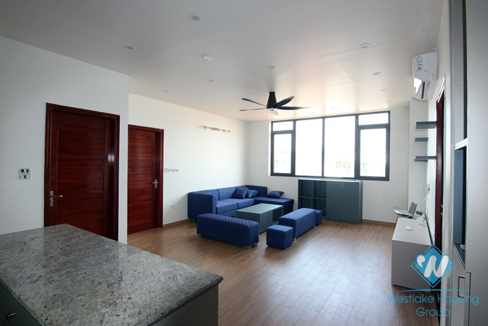 A brand new and spacious 3 bedroom apartment for rent in Tay ho, Ha noi