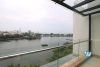 01 bedroom apartment with lake view for rent in Truc Bach area, Ba Dinh, Hanoi