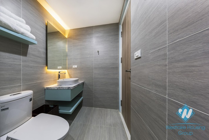 Brand new studio for lease in Hoang Cau st, Dong Da district, Ha Noi