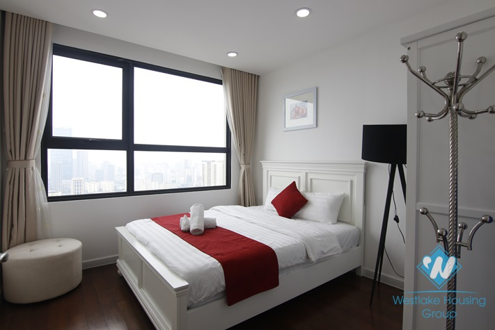 A luxurious apartment for lease in D'capital building, Tran Duy Hung, Cau Giay