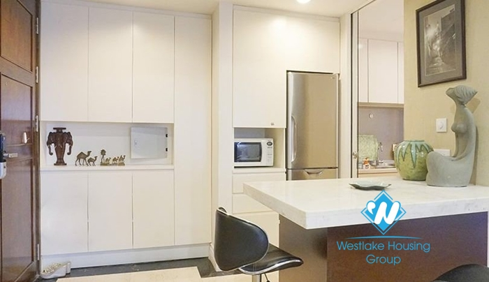 Modern 2 Bedroom Apartment For Rent In Hoang Thanh Tower, Hai Ba Trung