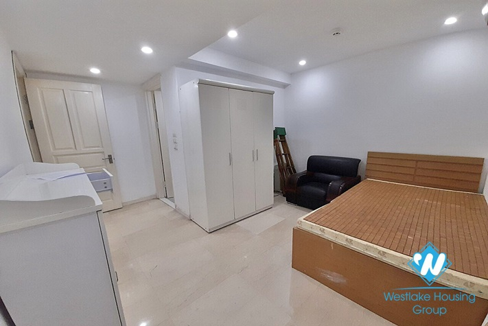 A spacious 4 bedroom apartment with affordable price for rent in Ciputra Compound