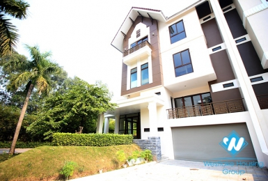 Unfurnished massive villa in Q Block, Ciputra Compound for rent