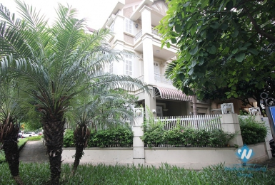 A spacious corner house for rent in Ciputra T Block
