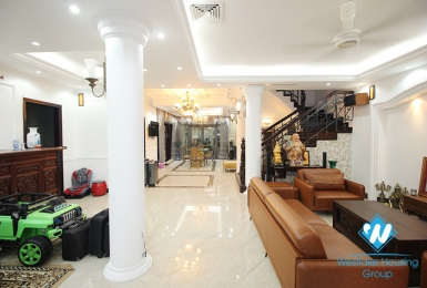 A glamorous villa for rent in Ciputra Compound, Tay Ho