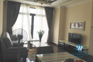 High floor two bedrooms apartment for rent in Royal City, Thanh Xuan district, Ha Noi