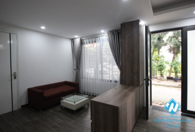 A small house with private yard for rent in Xom Chua, Dang Thai Mai