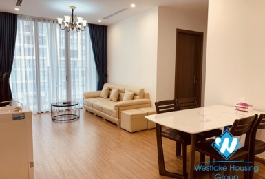 A furnished, beautiful 3 bedroom apartment for rent in Skylake Pham Hung