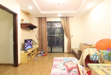 Two bedrooms apartment with cheap price in Time City, Hanoi
