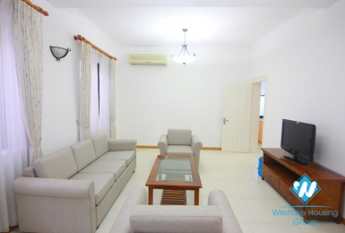 Nice house with quiet area for rent in Thuy Khue st, Tay Ho District