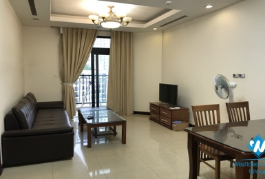 A two-bedroom apartment in Royal City, Nguyen Trai, Hanoi