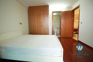 An apartment for rent in L building, Ciputra International Ha Noi City