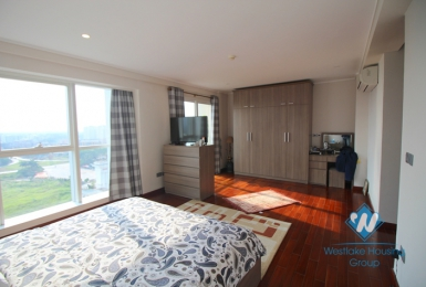 A brand new apartment for rent in L ,Ciputra International Ha Noi City