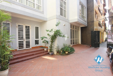 Brand new house for rent on To Ngoc Van, Tay Ho, Hanoi